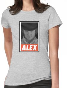 (MOVIES) Alex Womens Fitted T-Shirt