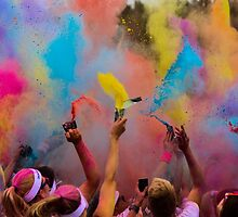 Colour Run by ncp-photography