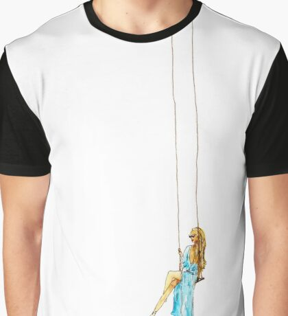 Swinging Graphic T-Shirt