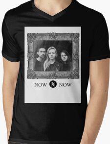 Now, Now Mens V-Neck T-Shirt