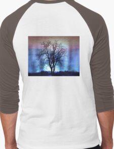 Universe Tree Men's Baseball ¾ T-Shirt
