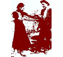 BONNIE AND CLYDE Photographic Print