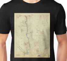 USGS TOPO Map Arizona AZ Camp Mohave 315433 1892 250000 Unisex T-Shirt