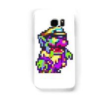 Wario sprite Samsung Galaxy Case/Skin