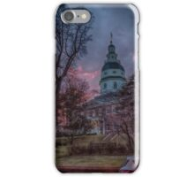 Maryland State House iPhone Case/Skin