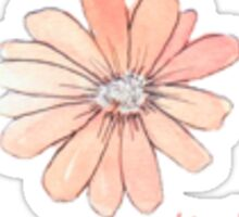 real flower power Sticker