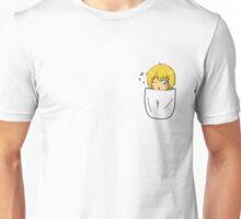Armin Arlert Pocket Chibi Unisex T-Shirt