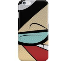 Mandark Halftone iPhone Case/Skin
