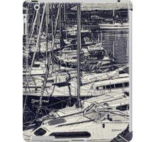 Queensferry Harbour iPad Case/Skin