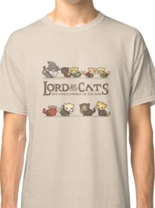 Lord Of The Cats Classic T-Shirt