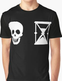 Captain Napin Pirate Flag Graphic T-Shirt