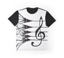 Here comes treble Graphic T-Shirt