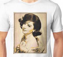 Vintage Style Natalie Wood Unisex T-Shirt