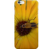 Visitor to my garden iPhone Case/Skin