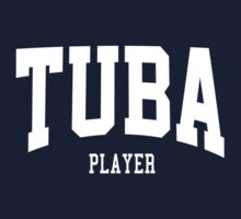 Tuba Player Kids Clothes