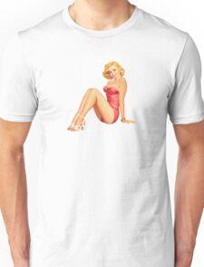 Gil Elvgren Pinup Unisex T-Shirt