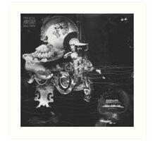 New English - Desiigner (black) Art Print