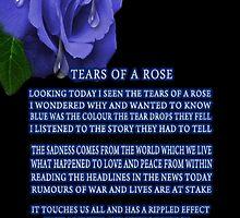 .இڿڰۣ-ڰۣ—TEARS OF A ROSE WRITTEN BY BONITA.இڿڰۣ-ڰۣ— by ✿✿ Bonita ✿✿ ђєℓℓσ