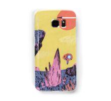 Alien Planet Samsung Galaxy Case/Skin