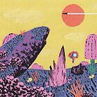 Alien Planet by lintho