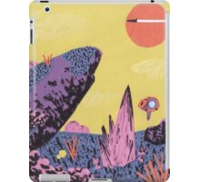 Alien Planet iPad Case/Skin