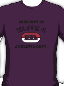 Property of Elite 4 Athletic Dept. T-Shirt
