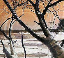 Frozen in Time 2 by SRowe Art