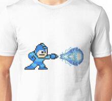 Megaman X Buster - Pixel Art Unisex T-Shirt