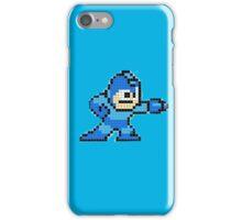 Megaman X Buster - Pixel Art iPhone Case/Skin