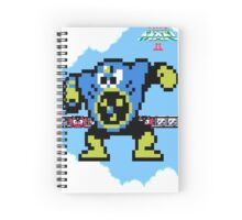 Air Man Notebook Spiral Notebook