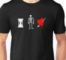 John Philips Pirate Flag Unisex T-Shirt