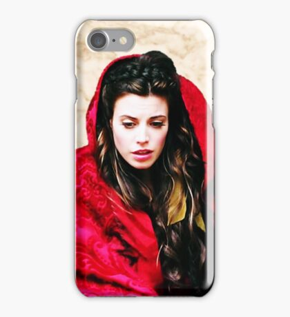 Ruby/Red Riding Hood iPhone Case/Skin
