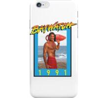 Mr. Baywatch iPhone Case/Skin
