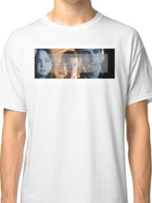 Doctor Who - Their Very Own Angel  Classic T-Shirt