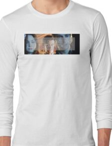 Doctor Who - Their Very Own Angel  Long Sleeve T-Shirt