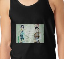 The Secret in their eyes Tank Top