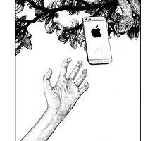 Apple & Eve by MH Heintz