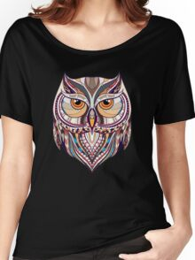 Ethnic Owl Women's Relaxed Fit T-Shirt