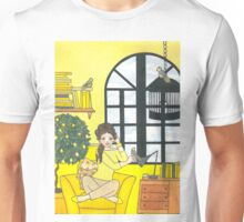 Lemon Yellow Unisex T-Shirt