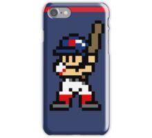 Benintendi sprite - Red Sox iPhone Case/Skin