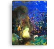 Odilon Redon - Roger And Angelica 1910  Canvas Print