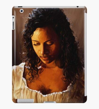 Blacksmith's Daughter, Forged in Fire iPad Case/Skin