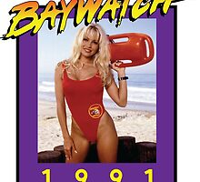 Misses Baywatch by Andrew Cooper