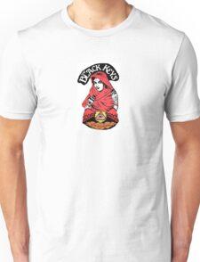 Black Keys Girl Logo Unisex T-Shirt