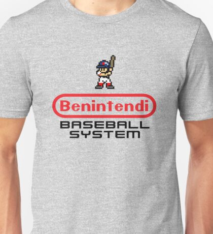 Benintendi Entertainment System - Red Sox Unisex T-Shirt