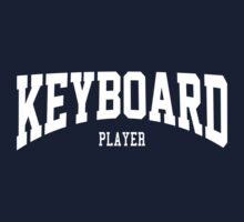 Keyboard Player Baby Tee