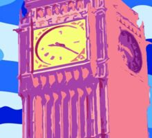 Big Ben - 2014 Sticker
