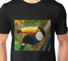 Can A Toucan Do the Can Can? T-Shirt