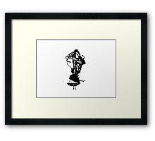 Believer Framed Print