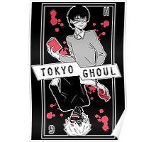 Halfblood - Black Poster